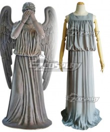 Doctor Who The Weeping Angels Cosplay Costume