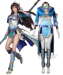 Dynasty Warriors 9 Xin Xianying Cosplay Costume