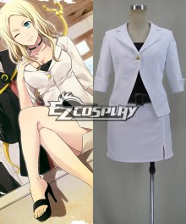 Assassination Classroom Ansatsu Kyoshitsu Irina Yelavich Vich Bitch Cosplay Costume