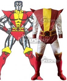 Dave Cockrum's X-Men Colossus  Cosplay Costume