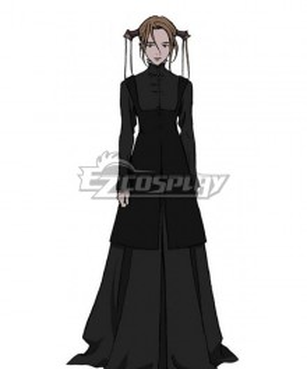 Witch Hunter Robin Robin Sena Cosplay Costume