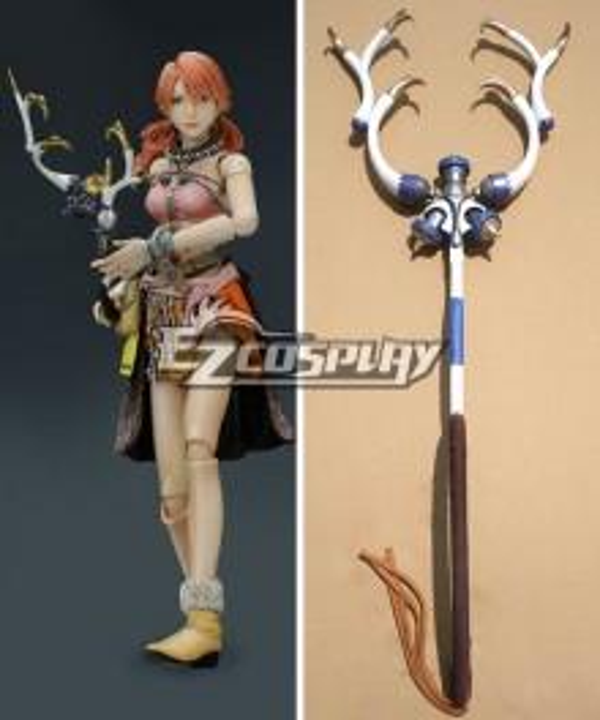 Final Fantasy XIII Oerba Dia Vanille Cosplay Weapon