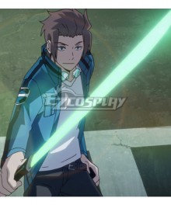 World Trigger BORDER Yuichi Jin Cosplay Prop