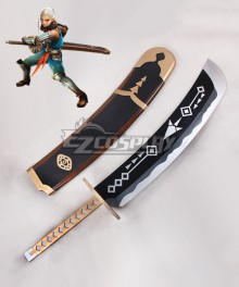 The Legend of Zelda Hyrule Warriors Imba Swords Cosplay Weapon Prop