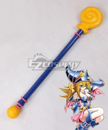 Yu-Gi-Oh! Yugioh Dark Magician Girl Staves Cosplay Weapon Prop