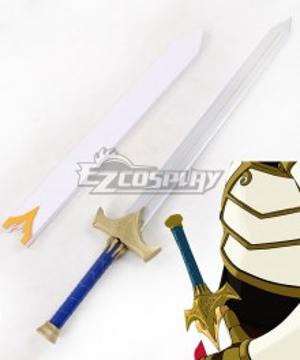 RWBY Volume 4 Jaune Arc Sword Cosplay Weapon Prop