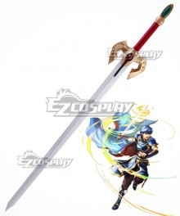 Fire Emblem Heroes Marth Sword Cosplay Weapon Prop