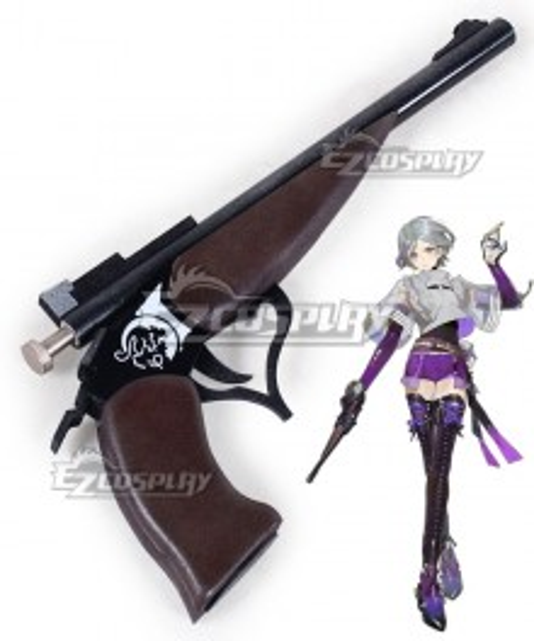 Girls' Frontline Thompson Center Contender Gun Cosplay Weapon Prop