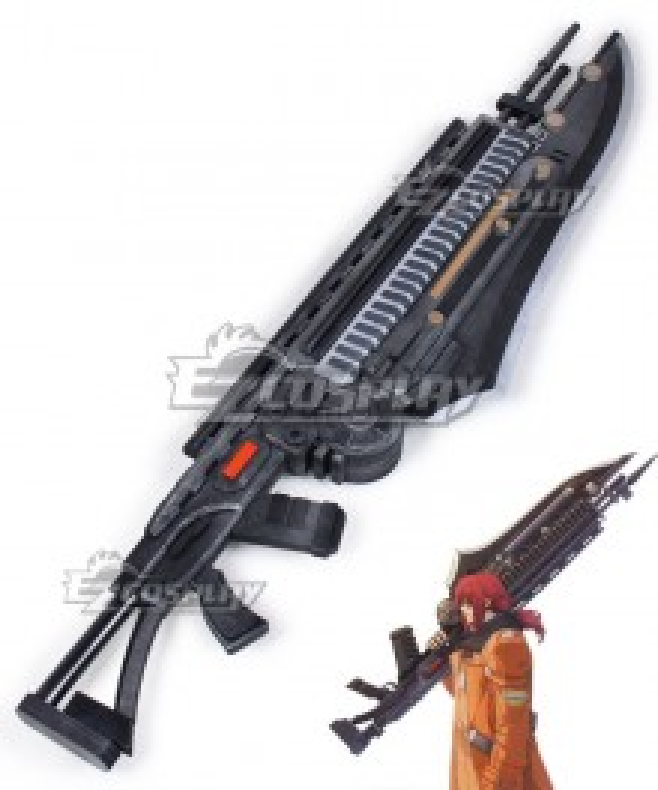 The Legend Of Heroes Randy Orlando Gun Cosplay Weapon Prop