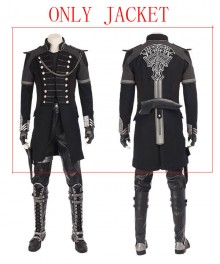 Kingsglaive: Final Fantasy XV FF15 Nyx Ulric Cosplay Costume - Jacket ONLY