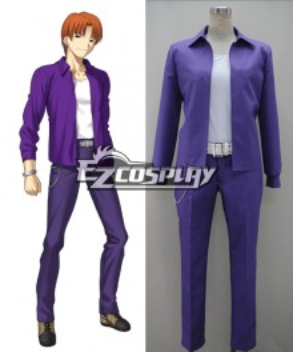 Fate Zero Ryuunosuke Uryuu  Cosplay Costume