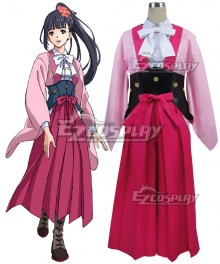 Kabaneri of the Iron Fortress Ayame Cosplay Costume - B Edition
