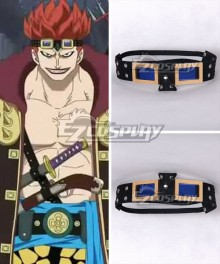 One Piece Eustass Kid Goggle Cosplay Accessory Prop
