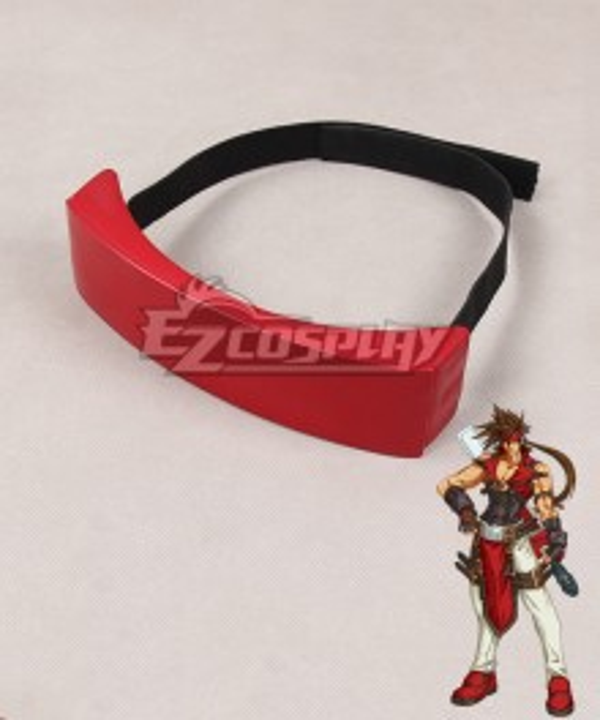 Guilty Gear Sol Badguy Headwear Cosplay Accessory Prop