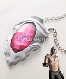 Devil May Cry Dante Necklace Cosplay Accessory Prop