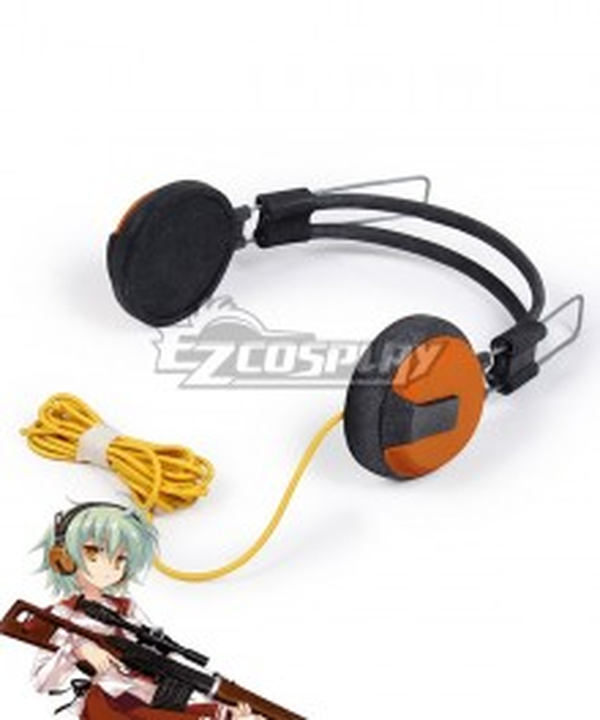 Aria The Scarlet Ammo AA Hidan No Aria Reki Headset Cosplay Accessory Prop