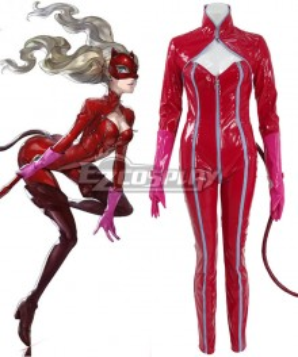 Persona 5 Ann Takamaki Cosplay Costume - B Edition