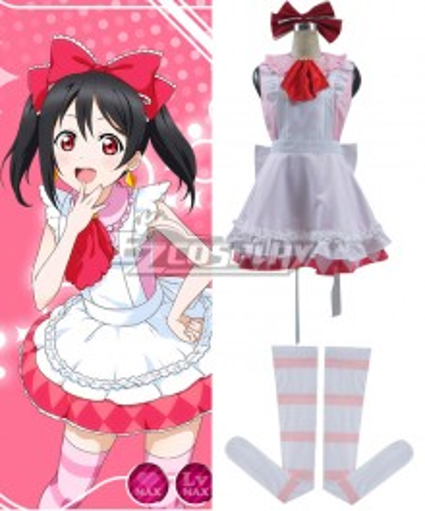 Love Live! R Someday Nico Yazawa Cosplay Costume