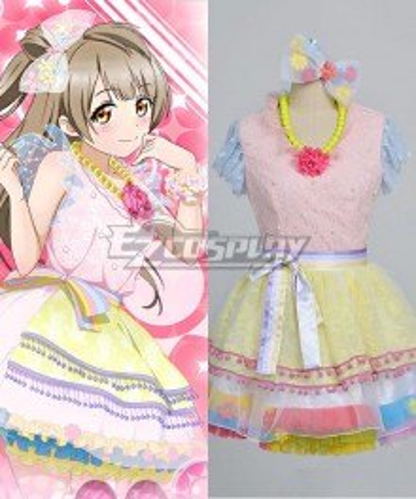 LoveLive! Love Live Kotori Minami Cosplay Costume
