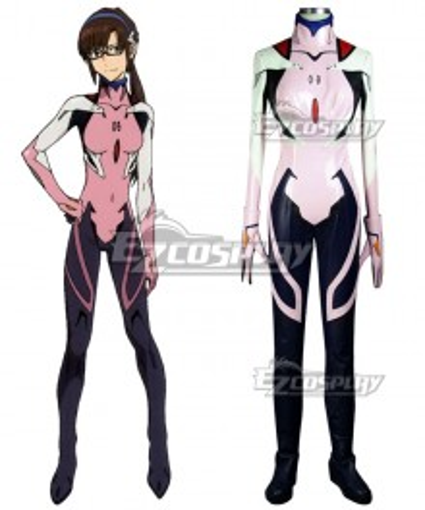EVA Neon Genesis Evangelion Rei Ayanami Cosplay Costume - Not Included Shoes