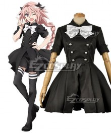 Fate Apocrypha Rider Of Black Astolfo Epilogue Event Cosplay Costume