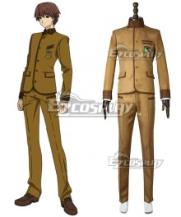 Fate EXTRA Last Encore Hakuno Kishinami Cosplay Costume