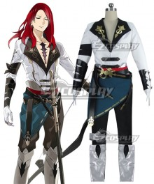 Fate Grand Order Archer Tristan Cosplay Costume
