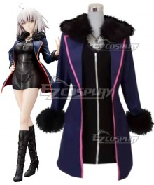 Fate Grand Order Avenger Jeanne d'Arc Joan Alter Casual Clothes Ver. Cosplay Costume