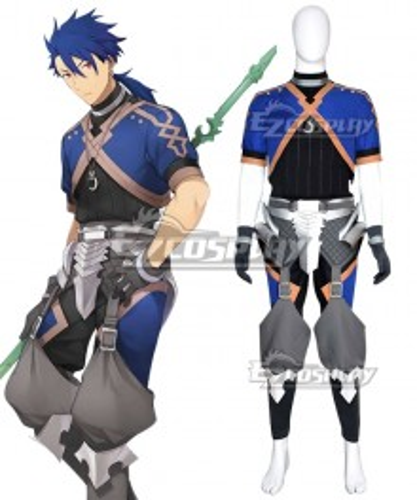 Fate Grand Order Lancer Cu Chulainn Cosplay Costume