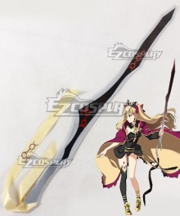 Fate Grand Order Lancer Ereshkigal Sword Cosplay Weapon Prop