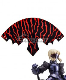 Fate Grand Order Saber Alter Artoria Pendragon Mask Cosplay Accessory Prop