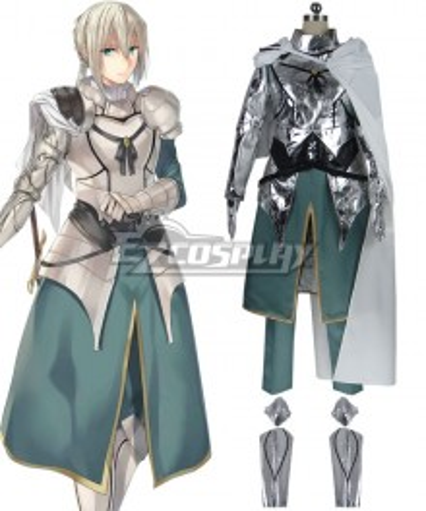 Fate Grand Order Saber Bedivere Cosplay Costume