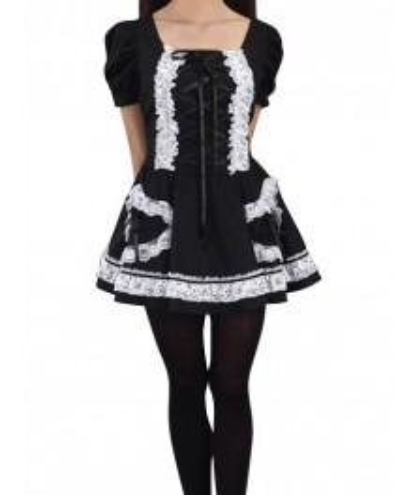 Pretty Lolita Cosplay Costume