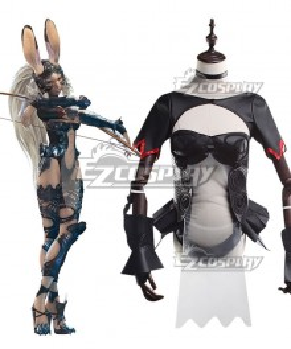 Final Fantasy XIV FF14 The Viera Final Fantasy XII FF12 Fran Cosplay Costume