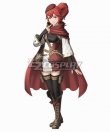 Fire Emblem Warriors Anna Cosplay Costume