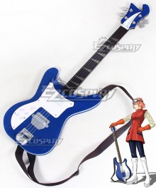 FLCL Furi Kuri Haruko Guitar Cosplay Weapon Prop