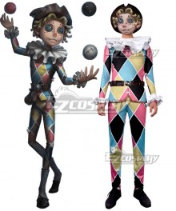 Identity V Acrobat Mike Morton Halloween Cosplay Costume