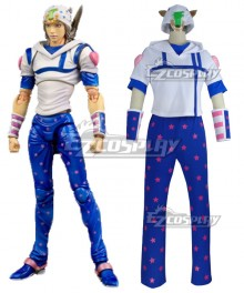 JoJo's Bizarre Adventure Johnny Joestar Cosplay Costume - B Edition