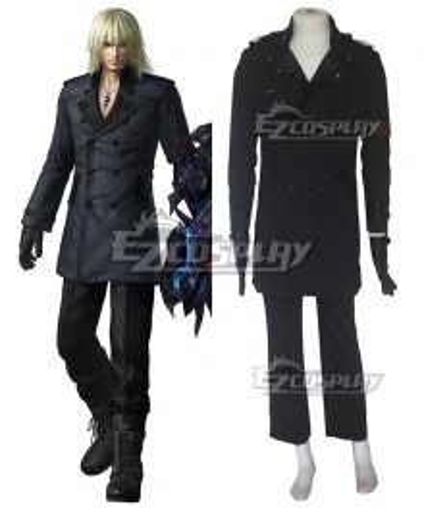 Lightning Returns: Final Fantasy XIII Snow Cosplay Costume