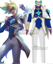 League of Legends LOL Star Guardian Ezreal Cosplay Costume