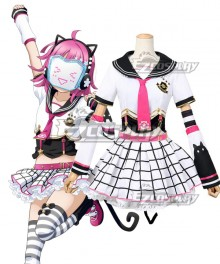 LoveLive! School Idol Festival PERFECT Dream Project ALL STARS Rina Tennoji Cosplay Costume