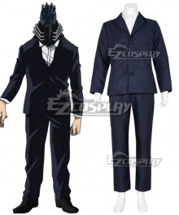 My Hero Academia Boku No Hero Akademia All For One Cosplay Costume