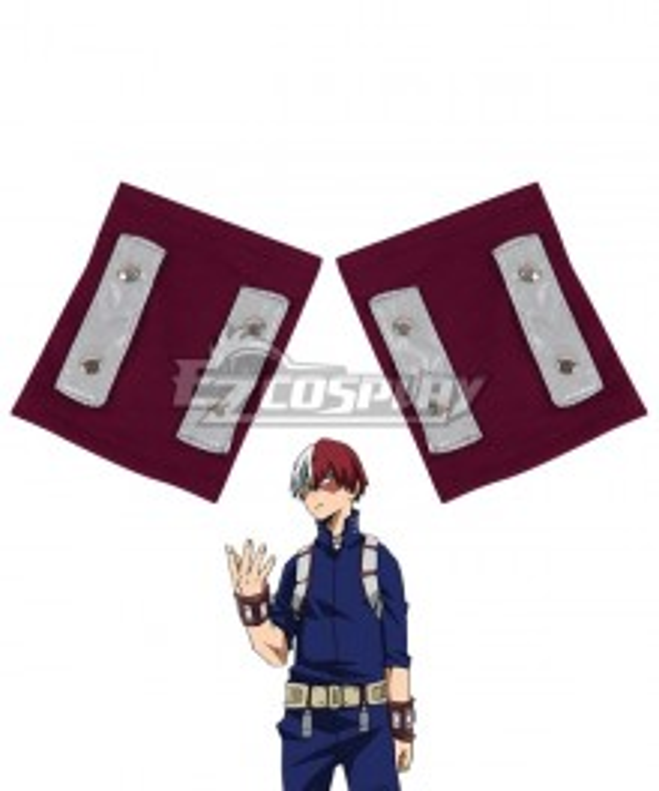 My Hero Academia Boku No Hero Akademia Shoto Todoroki Hand wear Cosplay Accessory Prop