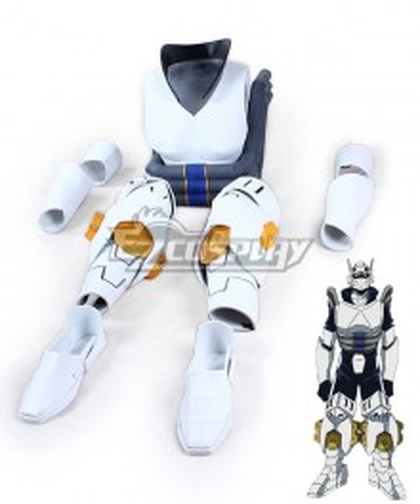 My Hero Academia Boku No Hero Akademia Tenya Iida Battle Suit Armor Cosplay Accessory Prop
