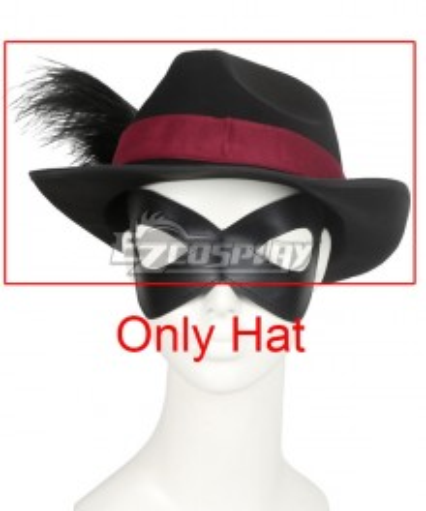 Persona Noir Haru Okumura Hat Cosplay Accessory Prop