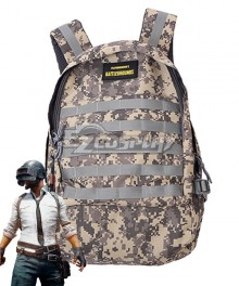 Playerunknown's Battlegrounds First Person Backpack Cosplay Accessory Prop