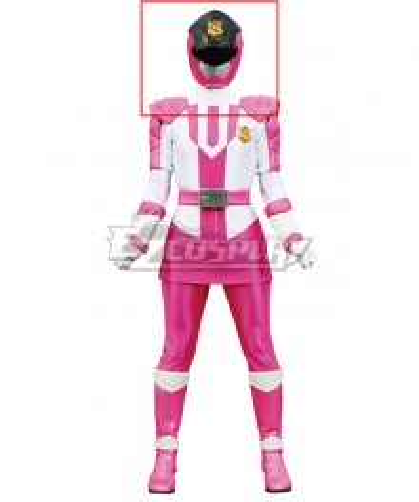 Power Rangers Kaitou Sentai Lupinranger VS Keisatsu Sentai Patranger Patren 3gou Helmet Cosplay Accessory