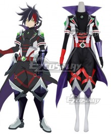 Shironeko Project Zero Chronicle Prince of Darkness Cosplay Costume