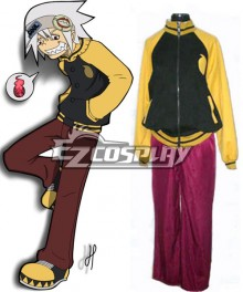 Soul Eater Cool Soul Cosplay Costume