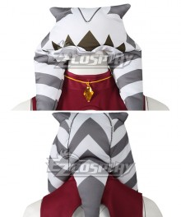 Star Wars: Ahsoka Ahsoka Tano Cosplay Costume Only Hat